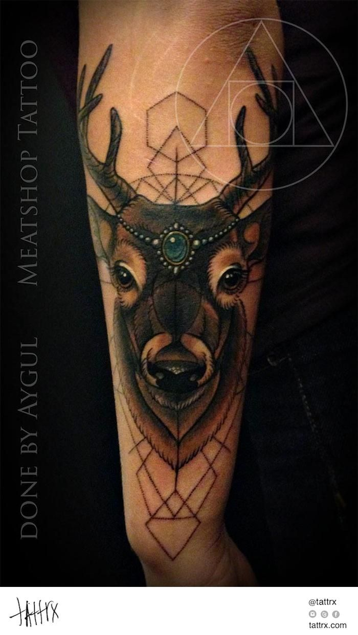 87 best fawn tattoo images on pinterest fawn tattoo animal drawings and animal tattoos. Black Bedroom Furniture Sets. Home Design Ideas