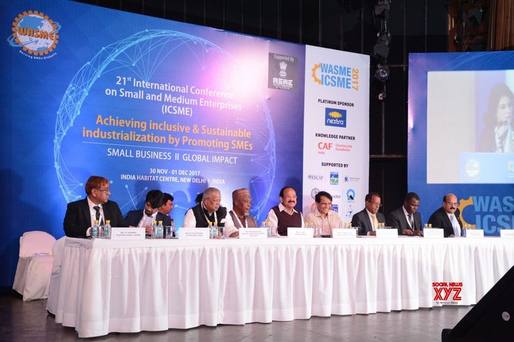 SMEs can be crucial in stemming environmental degradation: Naidu - Social News XYZ