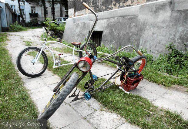 Od Reksia do Dobermana. Wypasione rowery z Lublina