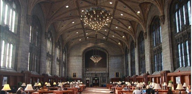 University of Chicago, Illinois | 16 University Campuses That Might Secretly Be Hogwarts