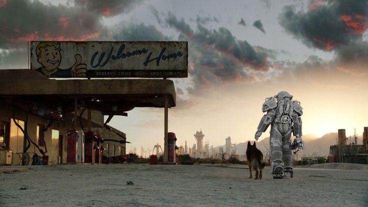 Fallout 4 Vfx BreakdownComputer Graphics & Digital Art Community for Artist: Job, Tutorial, Art, Concept Art, Portfolio