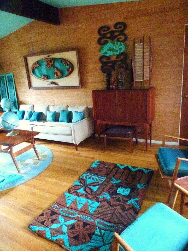 63 best images about tiki bedroom on pinterest surf for Tiki home decor