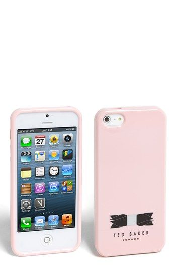Ted Baker London Sweet Talking Iphone 5 Case Available