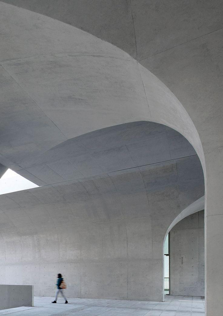 Long Museum West Bund, Shanghai. The Fifth Watches #Shanghai #DesignShanghai
