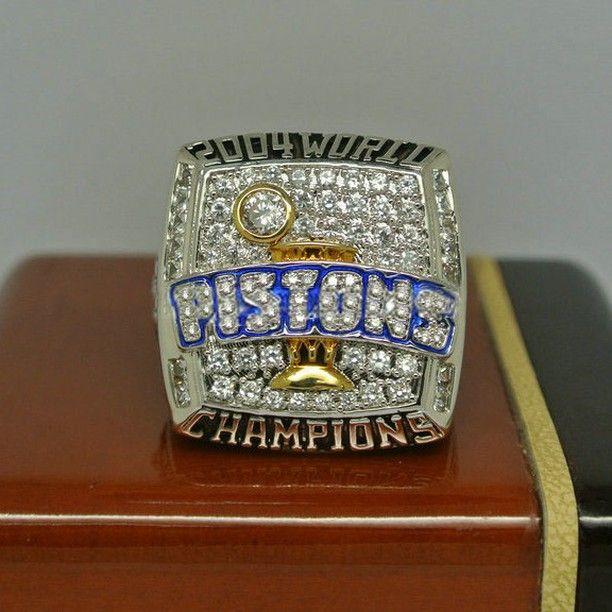 Detroit Pistons 2004 NBA Basketball Championship Ring for Sale Click Bio to Buy #pistons #detroitpistons #pistonsgame #pistonspride #pistonsnation #NBA #basketball #playoffs #nbafinals #nbamemes #nbadraft #nbabasketba #basketballneverstops #basketballgame #basketballislife #basketballseason