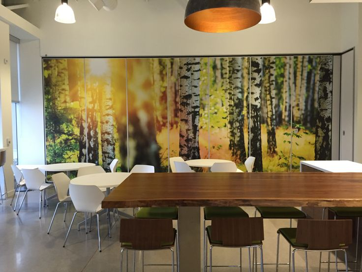 Custom wall mural ideas for your office space #officewallmurals #customwallart Looking for more ideas check out http://www.mediamarksmen.com/by-product/custom-wallpaper-murals/