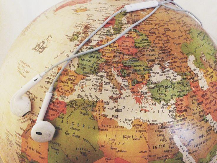 Playlist da viaggio: 15 Canzoni da ascoltare in viaggio
