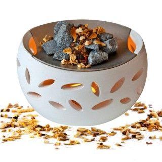 Saunasteine Produktdetails: Luftreinigend, Vitalisierend Und Wohltuend In  Handarbeit Gefertigt Farbe: Sand Masse: Ca. X 15 X 10 Cm (LxBxH) Material  Ofen: ...