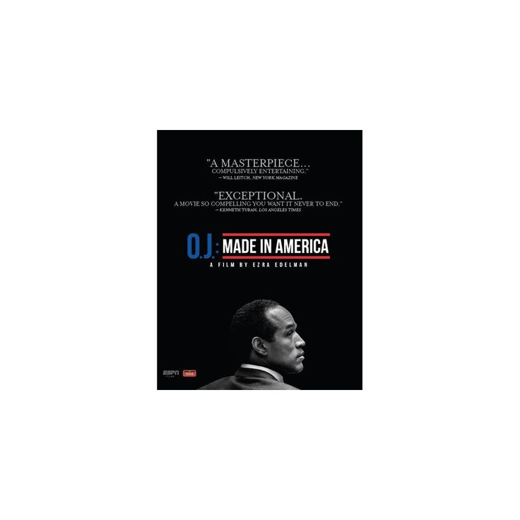 Espn Films 30 for 30: Oj Made in America (Dvd)