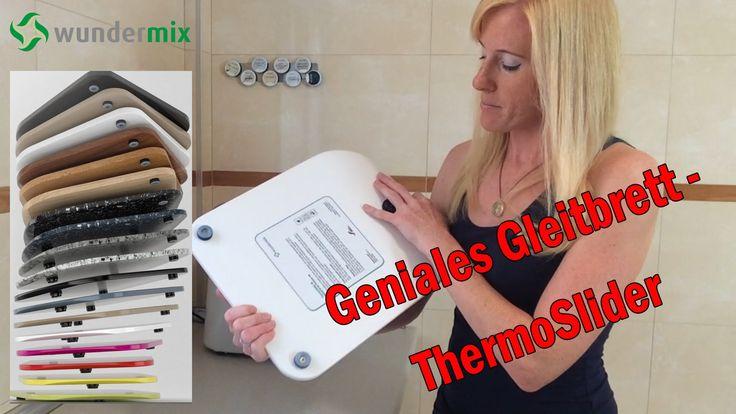 ThermoSlider - geniales Gleitbrett für den Thermomix®