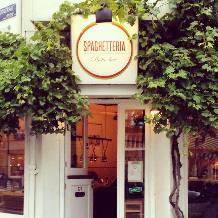 Spaghetteria #Amsterdam