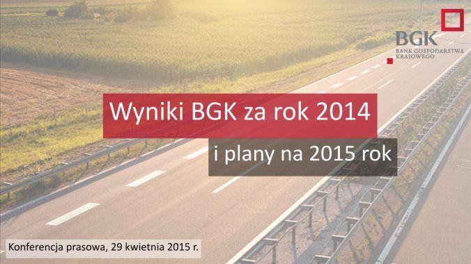 BGK prezentacja