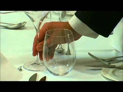 Formal Dining Service - YouTube
