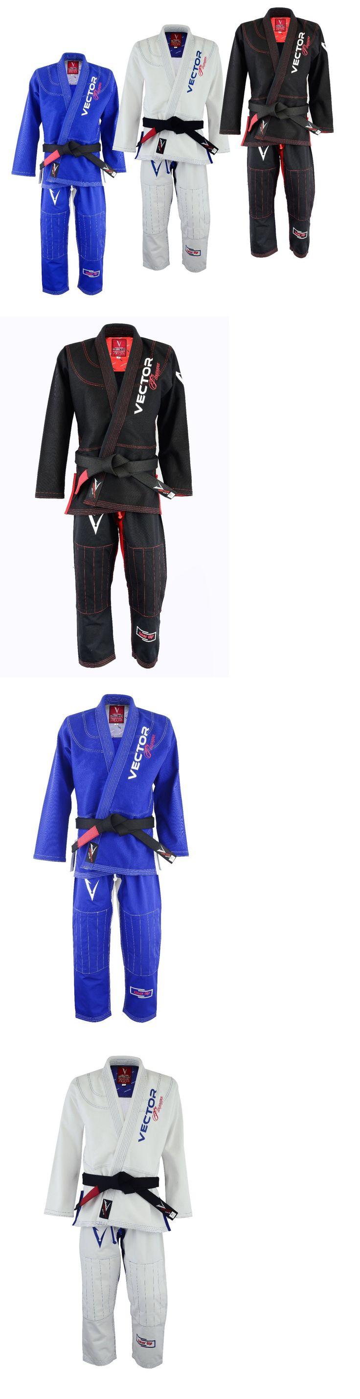 Uniforms and Gis 179774: Vector Brazilian Jiu Jitsu Bjj Gi Kimono Ultra Strong Flamma Series Pre Shrunk -> BUY IT NOW ONLY: $79.99 on eBay!