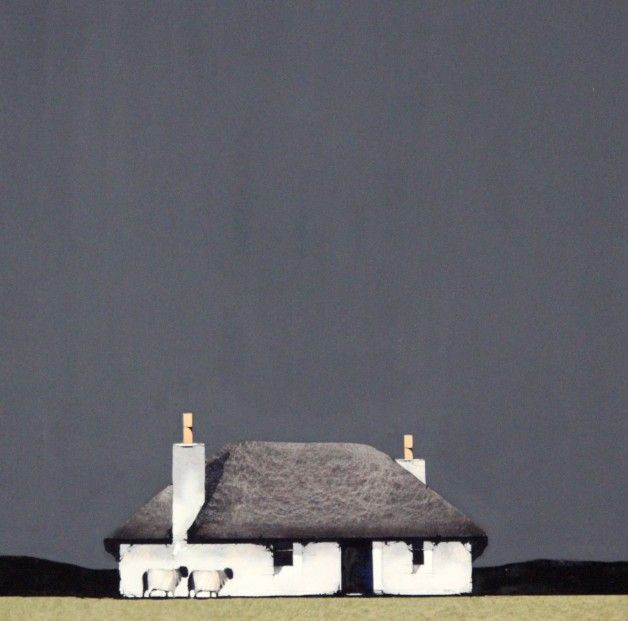 Ron Lawson 'Cairinis, North Uist II'