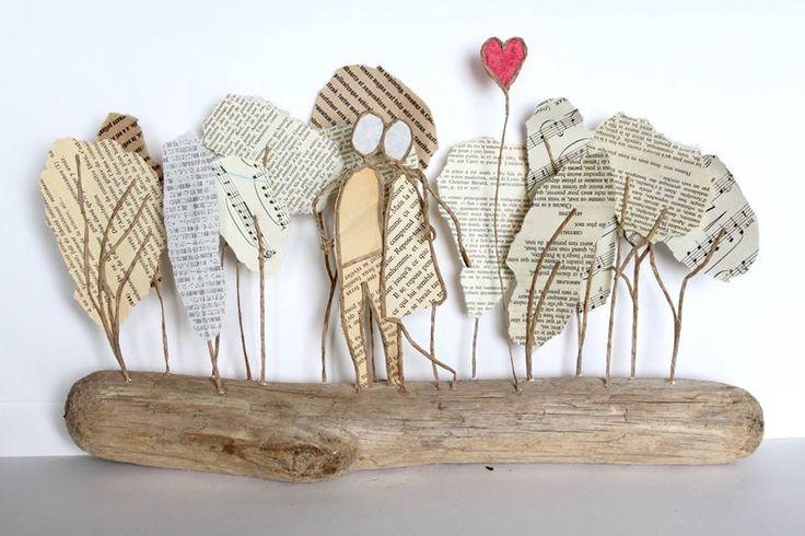 Papiers sculptés