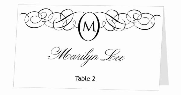Place Cards Templates 6 Per Sheet Elegant Avery Place Card Template Instant Download Place Card Template Free Business Card Templates Free Place Card Template