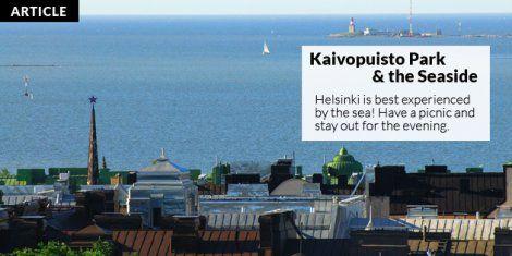 Helsinki Districts: Eira & Kaivopuisto. Photo: Niklas Sjöblom / Visit Helsinki