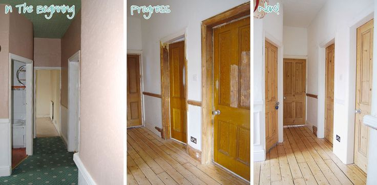 Edwardian Door Restoration