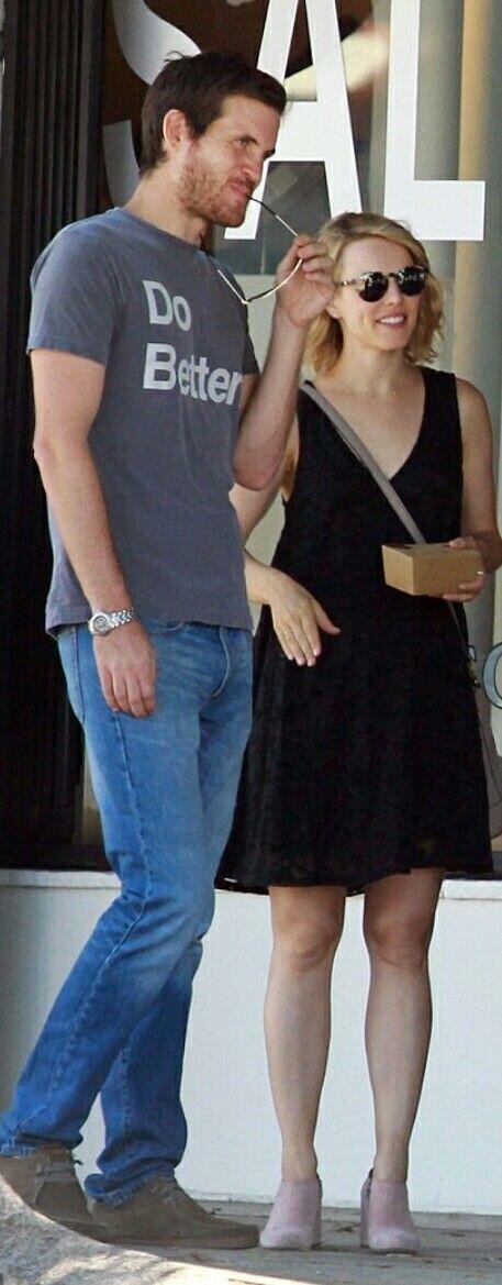 Rachel McAdams & Jamie Linden