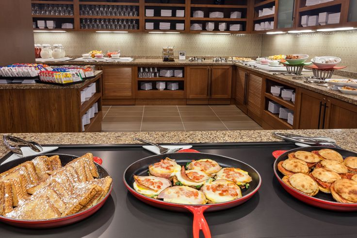 Which complimentary breakfast at Hyatt Place would be first on your list? Breakfast is always free with your stay and always plenty to choose from. Whether it's hot breakfast items, oatmeal or fresh fruit, we know how important a good breakfast is to your day.