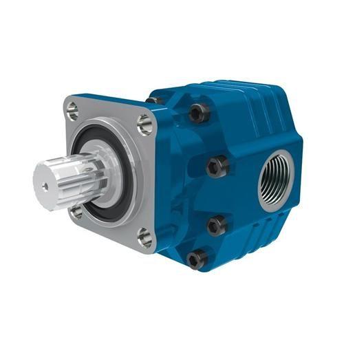 30 Series Gear Pump - Iso - 4 Bolts - 17 Liter - 300 Bar - 2800 Rpm - Cw - Right