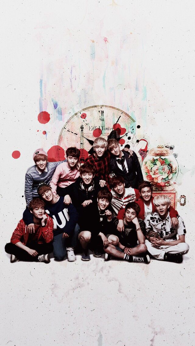 70 best images about Exo Background on Pinterest