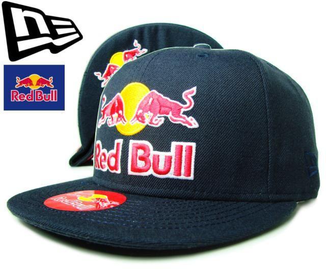 【ニューエラ】【new Era】9fifty Red Bullコラボ! Quot Logo アンダーバイザー Quot ネイビー