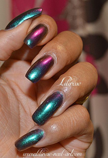 SULLEY - ILNP Lilirose Nail Art