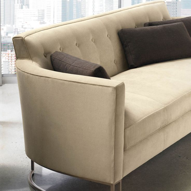 340 best Furniture-Sofa images on Pinterest Chairs, Couches and - contemporary curved sofa