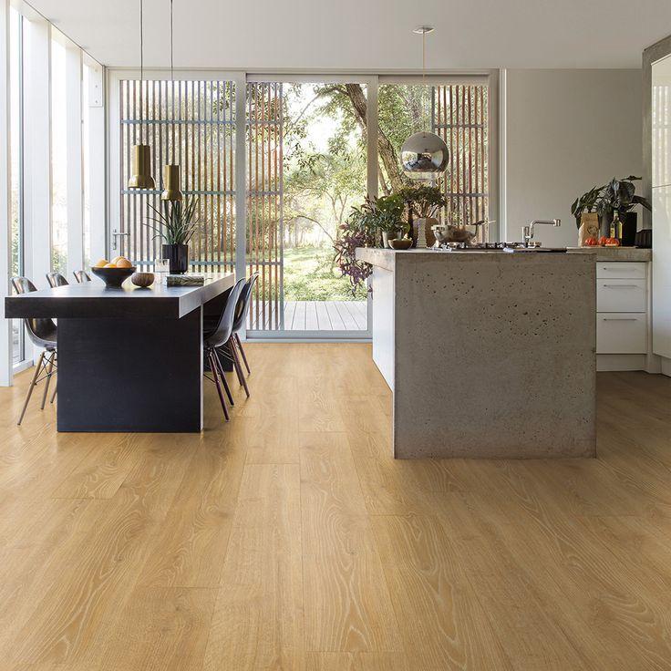 Quick-Step majestic laminaat voor keuken, badkamer, toilet etc. Waterbestendig! www.cavallo-floors.nl
