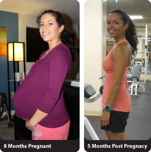 This woman is amazing! Working out while pregnant?! When pregnant you should do what YOU are comfortable with:  http://sacdt.com/dt/blog/2012/08/get-this-thing-out-of-me/