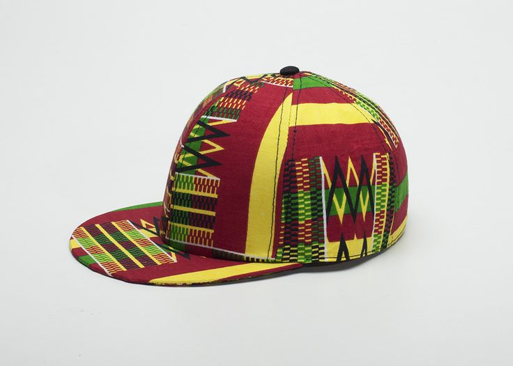 Kumasi Fitted Cap
