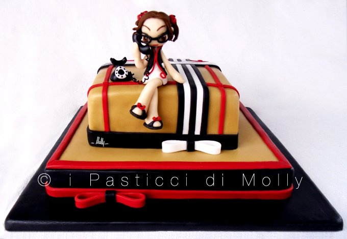 Molly Cake Artist : 137 best images about I Pasticci di Molly on Pinterest ...