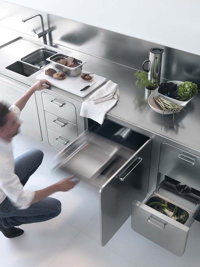 8 best Kitchen images on Pinterest Modern kitchen design