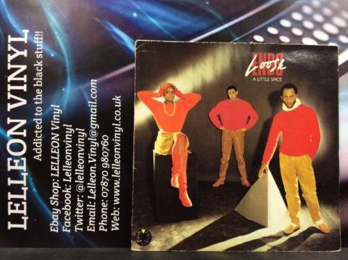 Loose Ends A Little Spice LP Album Vinyl Record V2301 A2U/B2U Soul R&B 80's Music:Records:Albums/ LPs:R&B/ Soul:Soul