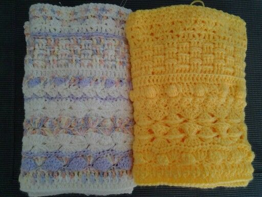 Part 5 of the wonder crochet along