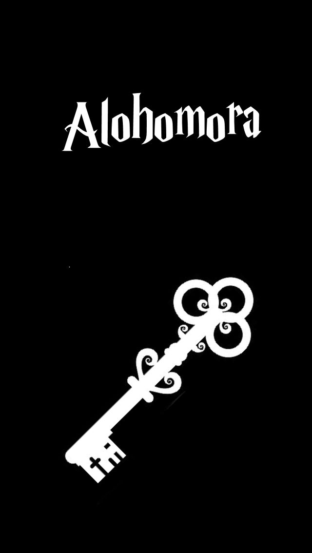 alohomora wallpaper iPhone 6s - Google Search