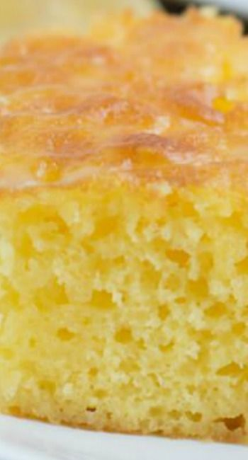 My Granny used to make this. It's so moist and refreshing!