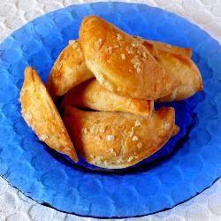 Tiropitakia (Little cheese pies)