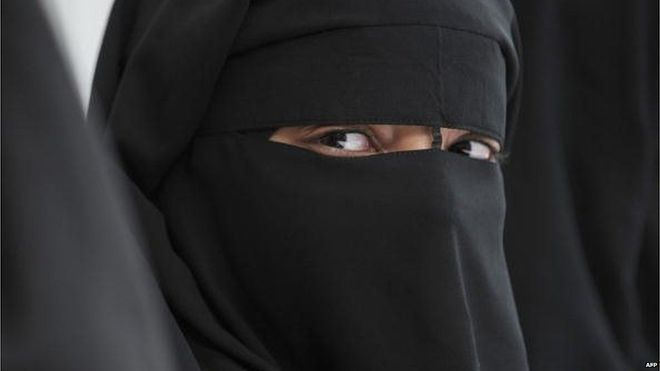Cameroon bans use of Muslimface veilafter series of Nigerian Boko Haram attacks - http://www.nollywoodfreaks.com/cameroon-bans-use-of-muslim-face-veil-after-series-of-nigerian-boko-haram-attacks/