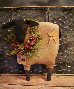 Little sheep decor