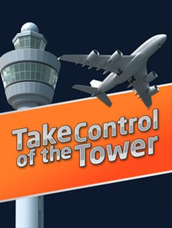 Luchtverkeersleiding Nederland. Wervingscampagne Luchtverkeersleiders via een game. 'Take Control of the Tower'.
