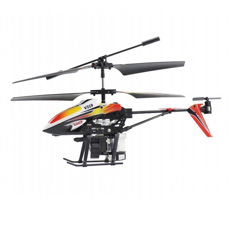 Amazon.com: Water Shooting 3.5 CH RC Helicopter Gyro V319 (Colors May Vary): http://amzn.to/2eFrUST