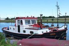 Belgisches Schleppboot - 1962