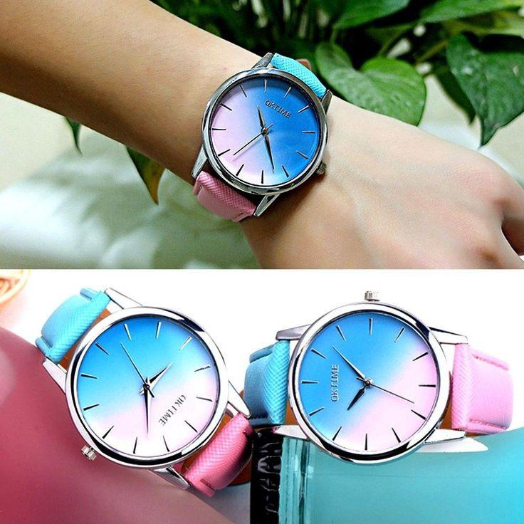 women Watches Fashion Bracelet 2018 montre femme Band Quartz Wrist Watches  #susenstone #Luxury