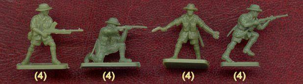 Plastic Soldier Review - Airfix WWII Gurkhas