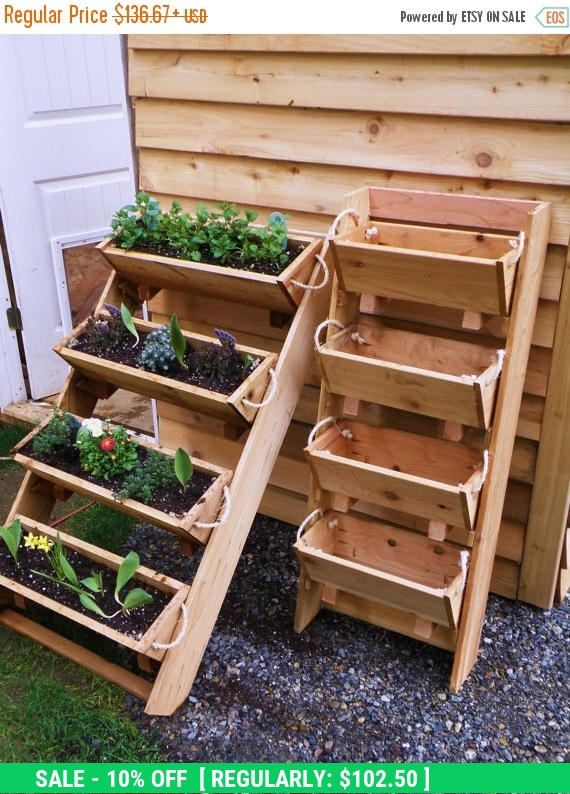 Ends Thursday Monday Only Sale New 24 vertical gardening