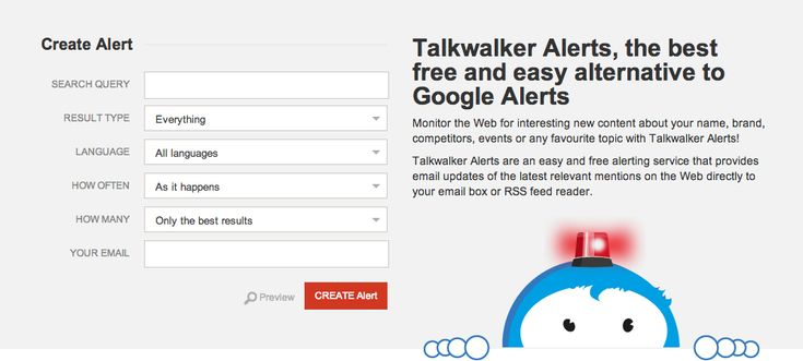 Search Engine Land: Need a Google Alerts replacement? Meet Talkwalker.