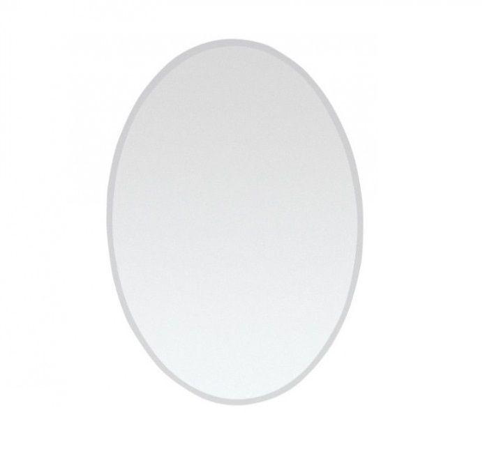 Oval Bevel Edge Mirror - Builders Discount Warehouse